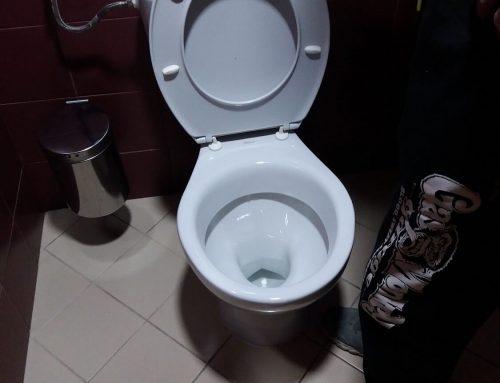 Отпушване на тоалетна – София, център